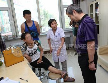 我院医学顾问孙建方教授亲临会诊及疑难病历探讨